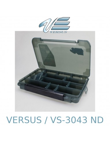 Vesrus Scatola Vs-3043 Nd Smoke Black