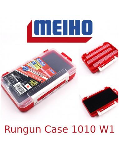 Meiho Rungun Case W1 Rosso