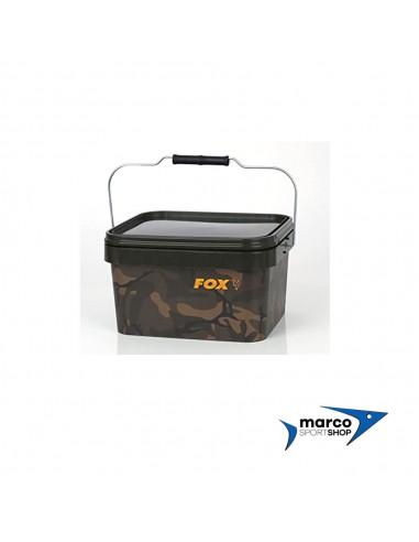 Fox Secchio 5 Lt