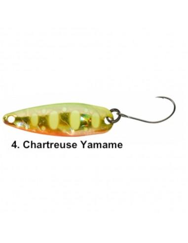 Illex Native Spoon 1,5 Gr Chaertreuse Yamame