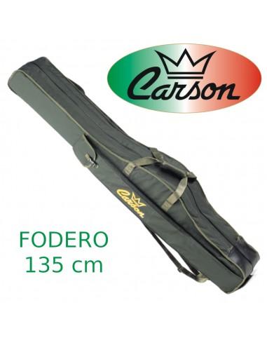 Carson Fodero 2 Scomparti 135 cm Verde