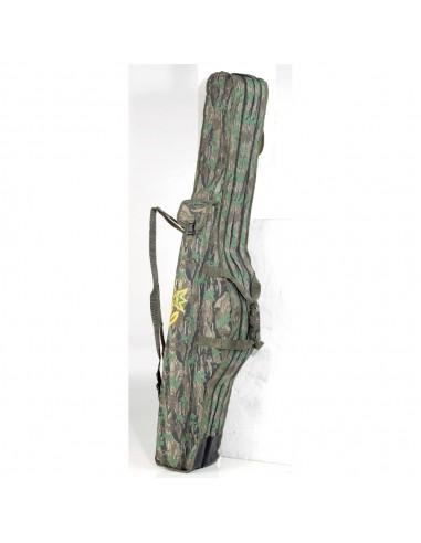 CARSON Fodero 2 Scomparti Mimetico 135 cm