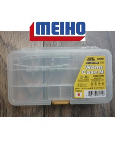 Meiho Worm Case M