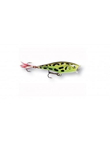 Rapala Skitter Pop Top Water 9 cm 14 Gr Lime Frog