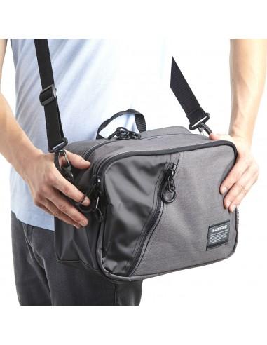 Shoulder Bag Melange M 12 x 34 x 23 cm