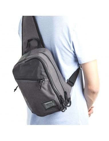 Sling Shoulder Bag Melange S 10 x 17 x 31 cm