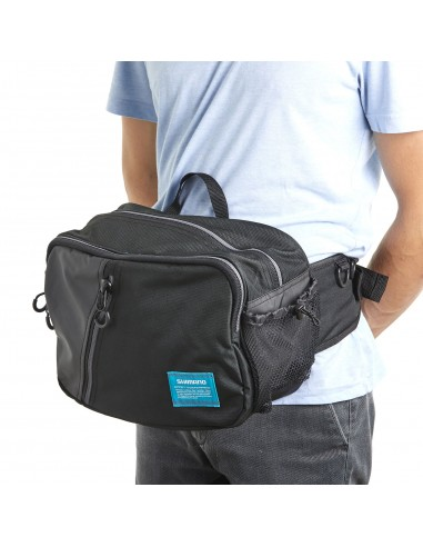 Shimano Hip Bag Black M 14 x 34 x 23 cm